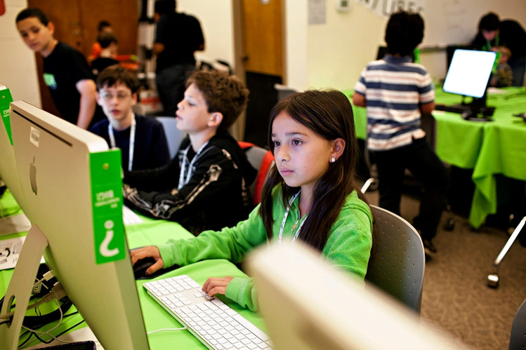 Id Tech Camp Gives Kids A New Way To Play Wsj