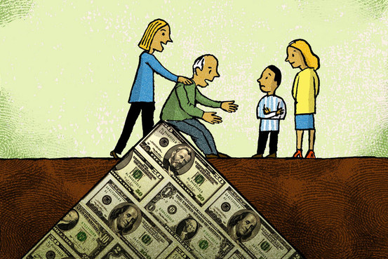 Telling Kids How Much They Will Inherit Can Be Tricky For