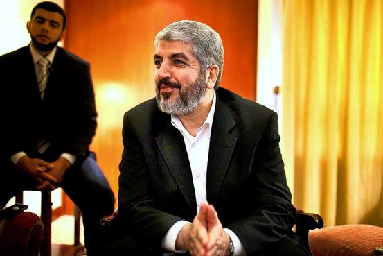 khaled meshal