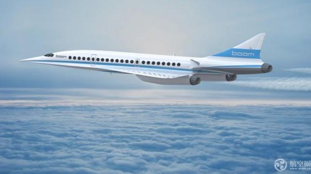 世界最快!超音速客機時速達2300公里 訂單近百架 - 每日頭條