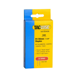 TACWISE STAPLES 91 152025 30mm