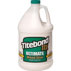 TITEBOND ULTIMATE WOOD GLUE GREEN 3.8LTRS