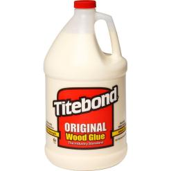 TITEBOND ORIGINAL WOOD GLUE 1 US GALLON