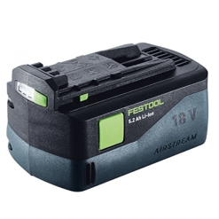 FESTOOL Battery pack 18V Li 5,2
