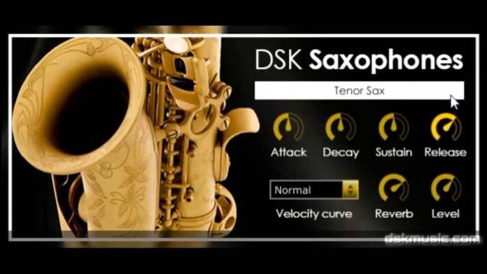 DSK Saxophones Free VST Plugin Download siachenstudios.com