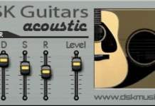 DSK Guitars Acoustic Free VST Plugin Download siachenstudios.com
