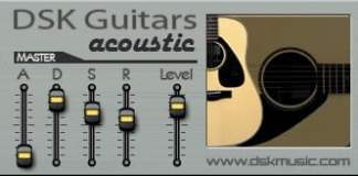 DSK Guitars Acoustic Free VST Plugin Download siachenstudios.com