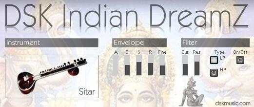 DSK Indian DreamZ Free VST Plugin Download siachenstudios.com