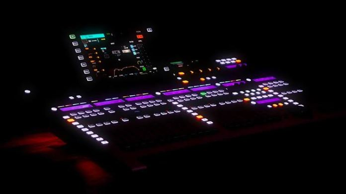 Behringer Publishs futuristic mixing console WING