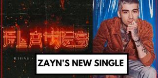 """Pre-save R3HAB x ZAYN x Jungleboi """"Flames"""" on Spotify"""