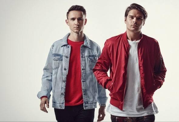 Lucas & Steve has released