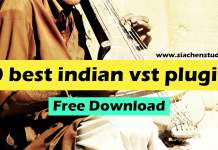 indian instruments vst plugings free download siachen studios