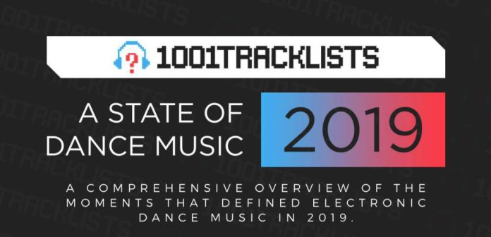 1001Tracklists Reveals All Top 10 List Of Tracks, Festivals, Labels, Sets And Many More In 2019