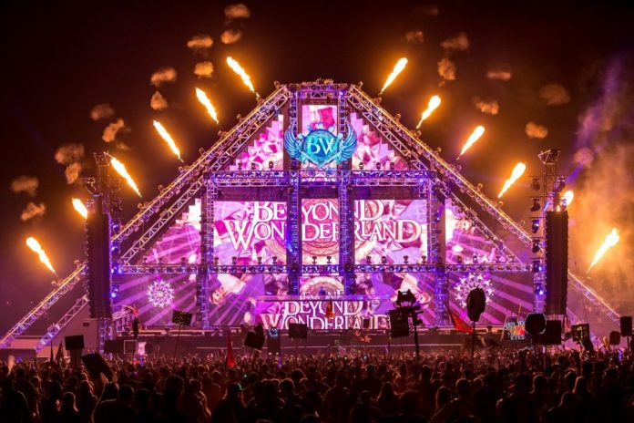 Beyond Wonderland Reveals 2020 Lineup And Grub Tickets Now