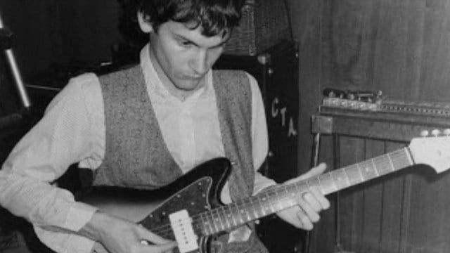 David Roback, Co-Founder Of Rock Band Mazzy Star Dies At 61