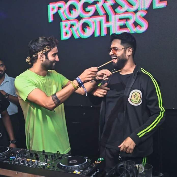 Progressive Brothers Indian Dj