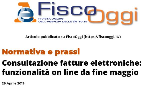FTEL 25 – Consultazione online delle fatture elettroniche – Conservazione – GDPR