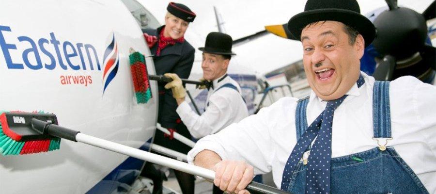 أنظف شركات الطيران في العالم 2017