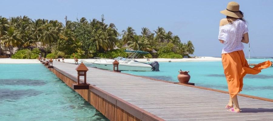 رحلة اقتصادية إلى جزر المالديف