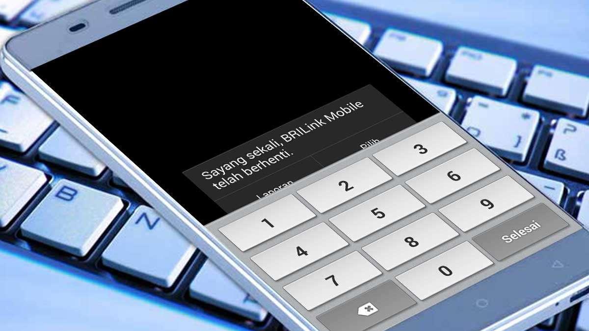 Transaksi Aplikasi BRILink Mobile Terhenti Ini Penyebabnya