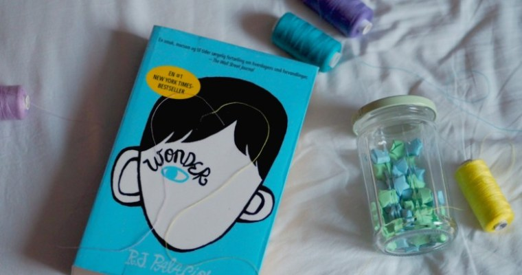 En rigtig god bog – Wonder