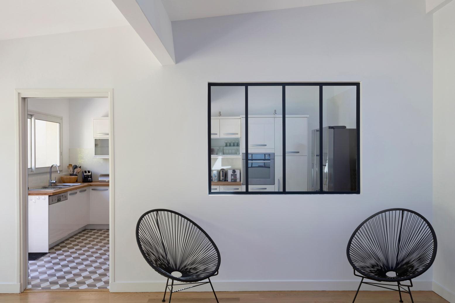 Vitre Pour Cloison Interieure Verrire Atelier Aluminium