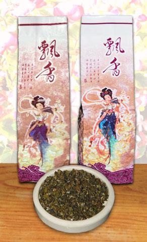 Doi Mae Salong Cha Nang Ngam Cing Xin Beauty Oolong Tee im Siam Tee Shop, Kategoriebild