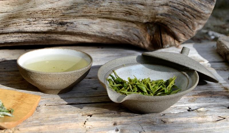 """Bi Luo Chun Green Tea from Dongting Island in Lake Tai (""""Tai Hu"""", """"The Great Lake""""), Jiangsu, China"""