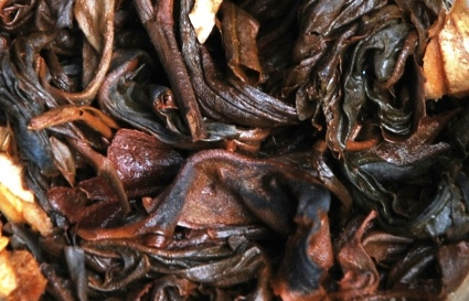 Hillside Blend Black - Aromatische Thai-Teemischung aus schwarzem Tee und Aromaspendern