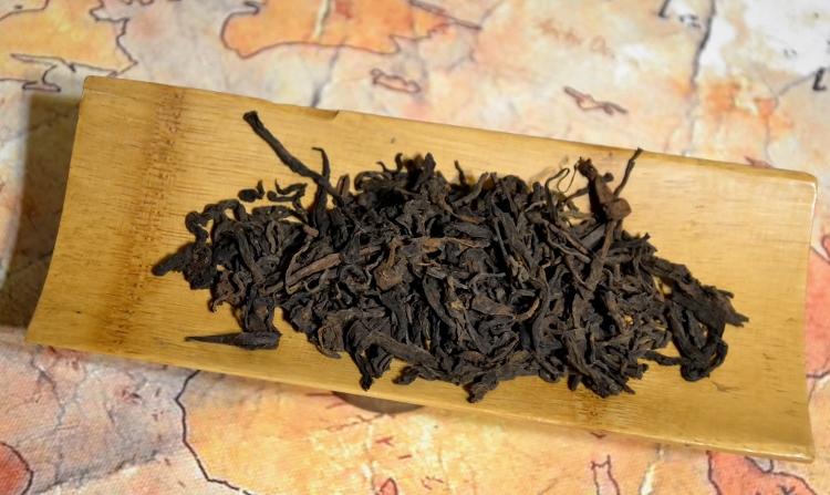 "Lincang Ripe Pu Erh Tea (""shou""), 2002 vintage"