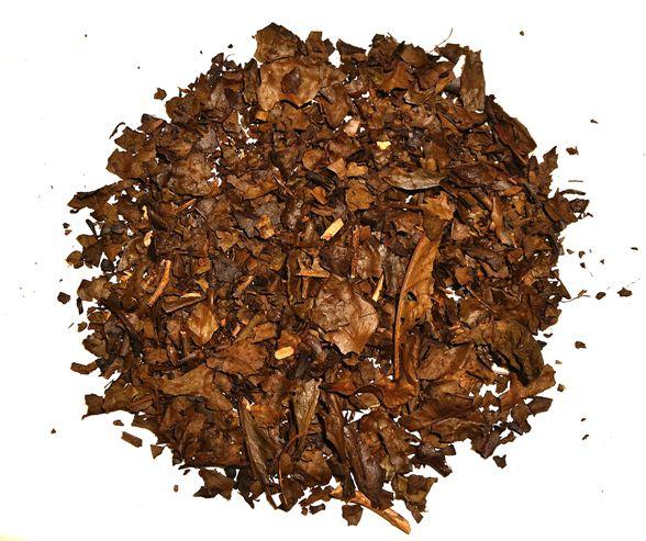 Kyobancha-Tee: gerösteter Bancha-Tee aus Pflückung der Vorjahresblätter im zeitigen Frühjahr