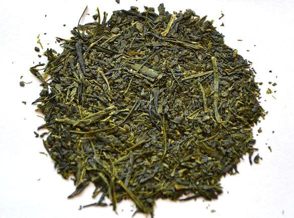 Japanischer Kabuse Sencha Tee aus April-Pflückung