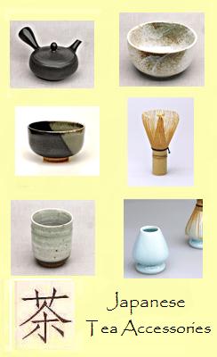 Japanisches Teezubehör
