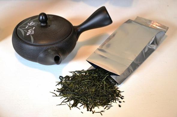 Fresh Shincha tea from Yakushima island