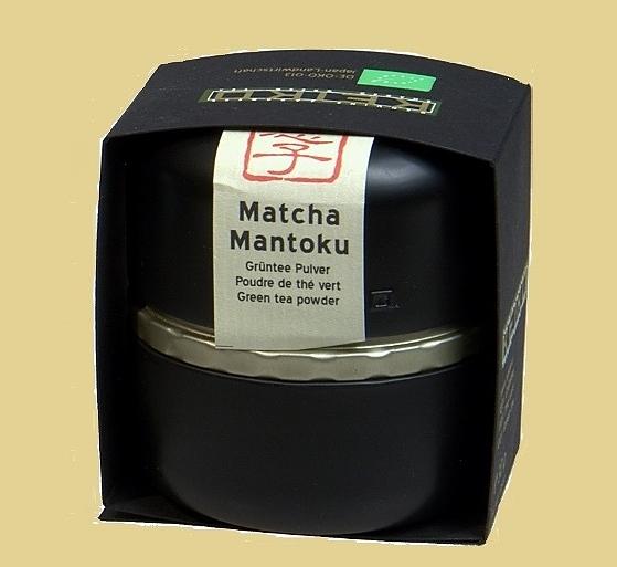 Matcha Mantoko - Spitzen-Matcha-Tee aus Kagoshima