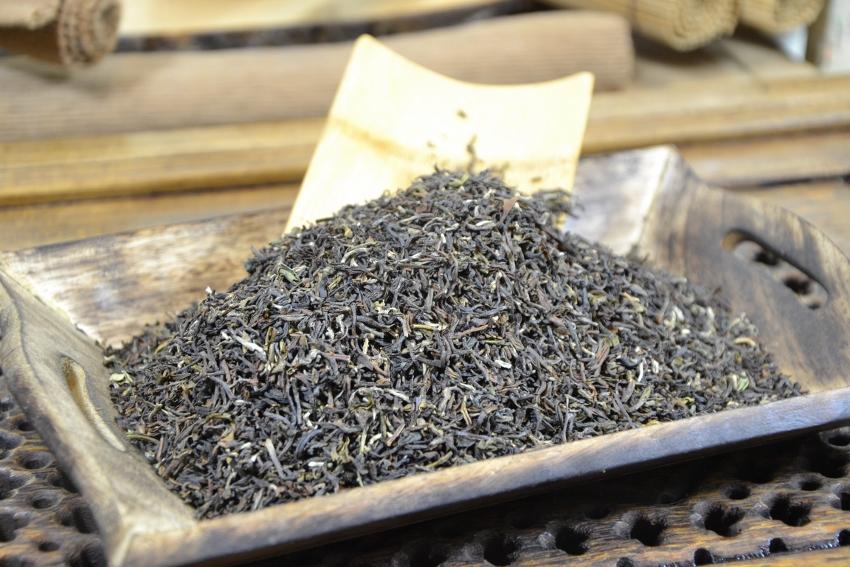 Goomtee FTGFOP 1 Classic Autumn Flush 2016 - Schwarzer Tee aus Darjeeling, Indien, Herbstflush
