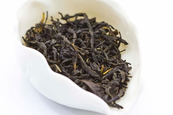 Doke Black Fusion Schwarzer Tee aus Bihar, Indien
