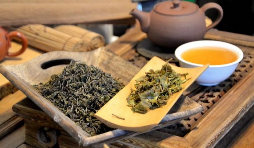 "Goomtee Spring Spring Oolong - A ""modern"" Darjeeling First Flush Tea"
