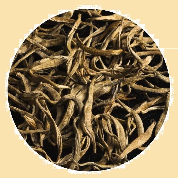 iengkhouang Glolden Flame - Schwarzer Tee aus Laos