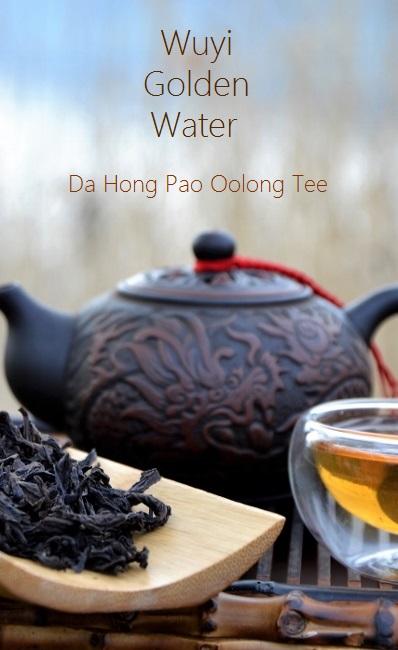 """""""Zheng Shan"""" Da Hong Pao Oolong Tee aus 1400m Höhe"""