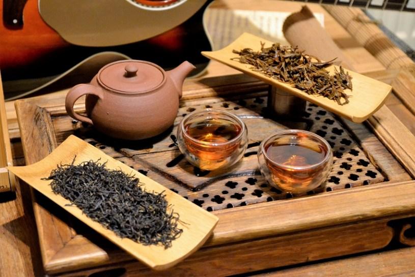 Schwarzer Lapsang-Tee (Wuyishan)