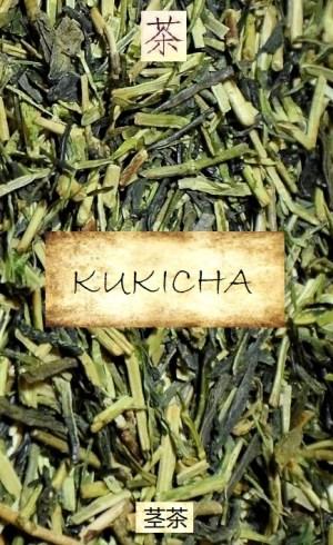Kukicha - grüner Tee aus Japan mit Stängelant