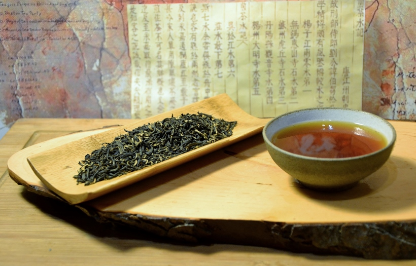 Fengqing Classic 58 Schwarzer Tee