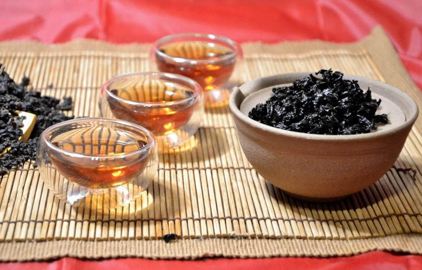 Tie Guan Yin Nonxiang Oolong Tee, Anxi county, Fujian province, China