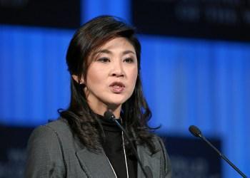 Yingluck Shinawatra, ex-Premier Ministre de Thaïlande