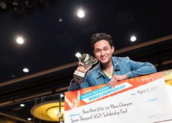 Pattarapong Tantikowit, le jeune thaïlandais qui a été déclaré Champion du monde PowerPoint
