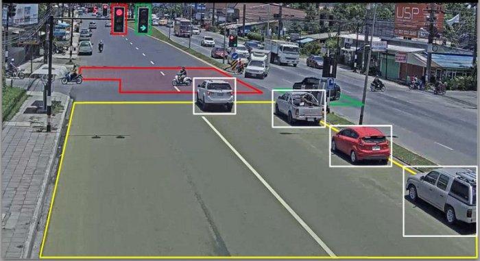 Les nouveaux radars intelligents de Phuket constatent tellement d'infractions que l'impression des amendes ne peut plus suivre