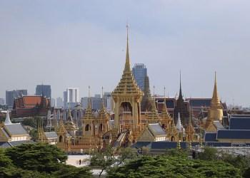 La Crémation Royale de SM le défunt Roi Bhumibol Adulyadej est prévue du 25 au 29 octobre 2017