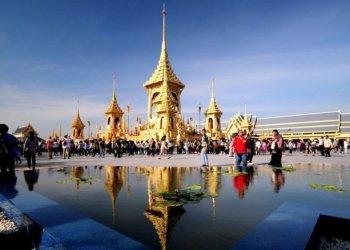 Près de 4 millions de personnes ont visité le Crématorium Royal