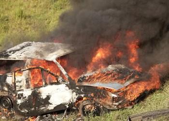 Plus de mille voitures incendiées la nuit du réveillon